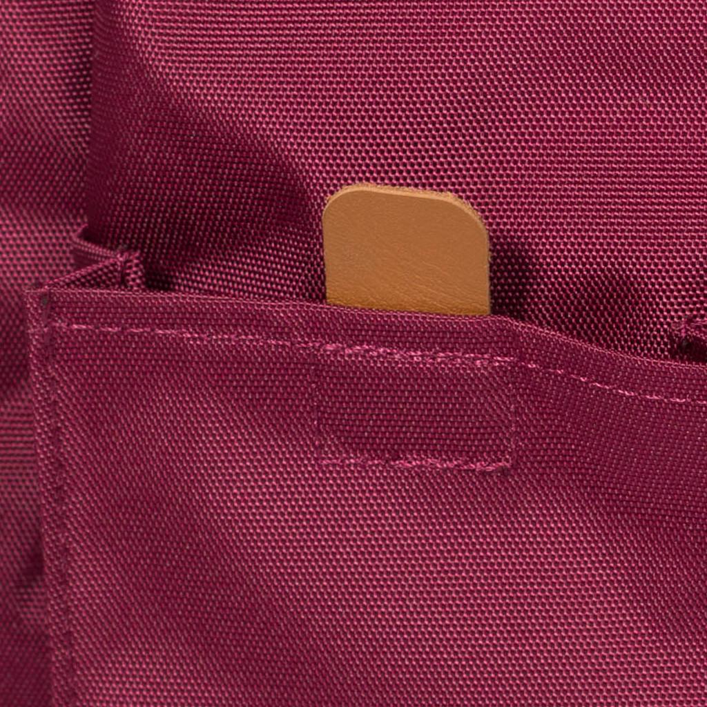 Школьный рюкзак на колесах - ранец Wheelpak Classic Wine - арт. WLP2200 (для 3-5 класса, 21 литр), - фото 7
