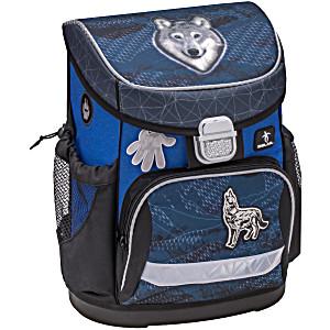 Школьные рюкзаки Belmil 405-33 Волк Wolf