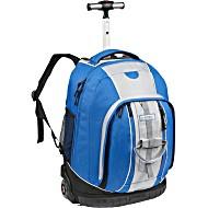 Школьный рюкзак на колесах ранец JWORLD TWINKLE арт. RBS-318SP BLUE