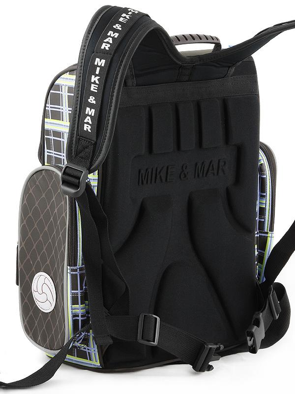 Ранец Mike Mar Хоккей 1074-ММ-154 + мешок для обуви + пенал в подарок, - фото 5