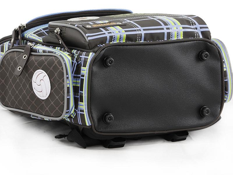 Ранец Mike Mar Хоккей 1074-ММ-154 + мешок для обуви + пенал в подарок, - фото 8